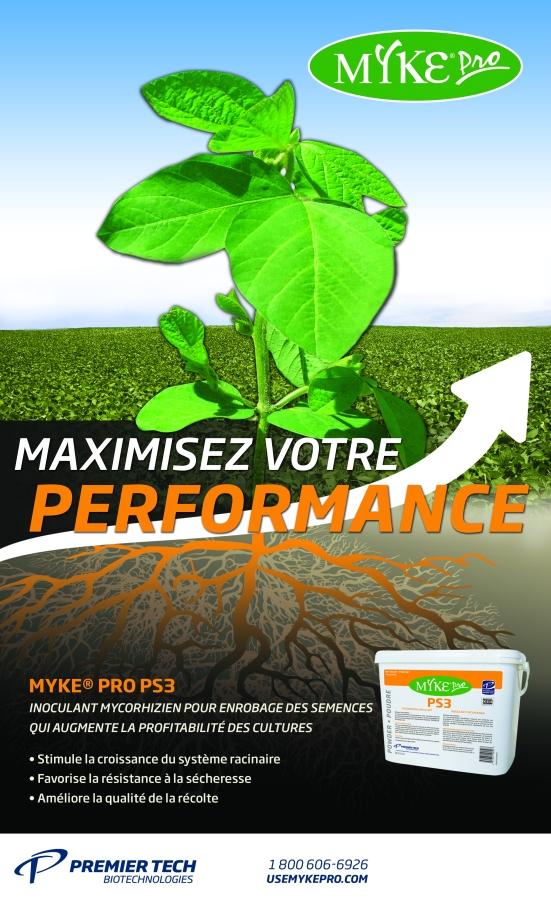 Myke Pro, une exclusivité La Coop!